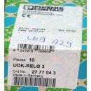 Phoenix Contact UDK-RELG 3 Klemmenbock 10 Stk. #4526