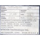 Uticor 3000-N-1W8H programmable message display #4539