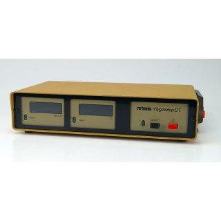rotronic Hygroskop DT Feuchtigkeitsmesser #4542
