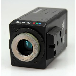 "Panasonic GP-KR222 1/2"" digitale CCD-Kamera Color #4608"
