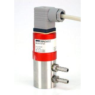 Huba Control Differenzdrucktransmitter Typ 692 #4623