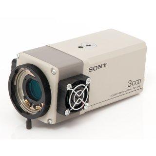 SONY 3CCD Kamera DXC-930P mit AVT Horn MC-3215/PI