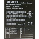 Siemens Sinamics Double Motor Module 6SL3120-2TE13-0AA0  #4677