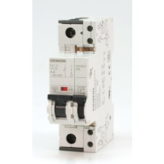 Siemens 5SY41MCB A4  #4716