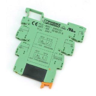 Phoenix Contact PLC-BSC-24DC/21 Relais #4727
