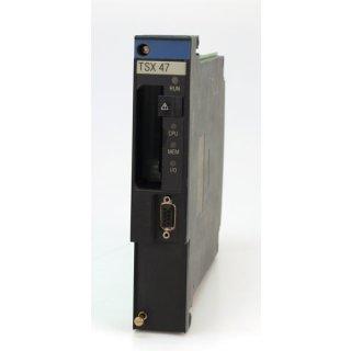 TSX 47 Telemecanique Prozessor  #4728