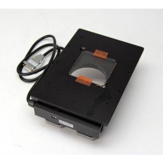Leica Scanningtisch Kreuztisch links mot. 50x50 Nr. 098.0005.000  #4882