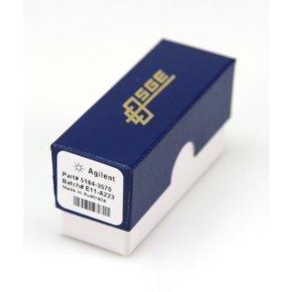 """Agilent Siltite Metal Ferrules,1/16"""" x 0.5mm ID  Nr. 5184-3570 HPLC  #D4948"""