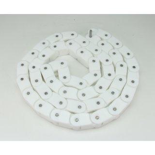 Uni Chains Flex 2500 Förderkette Plastik 35D2500W #D4993