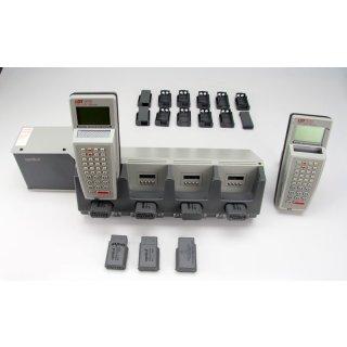 Symbol LDT ETR Scanner 3805-CMS205E mit Station 3860