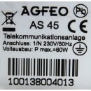 Agfeo AS45 TK Anlage ISDN
