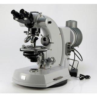 Carl Zeiss Universal Mikroskop Durchlicht DIC Polarisation