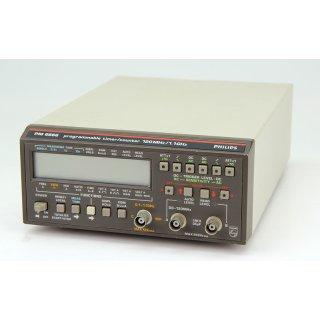 Philips PM 6666 Universal Frequenzzähler bis 1,1 GHz mit GPIB