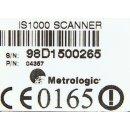 Metrologic IS1000 wireless Barcode Scanner kabelloser Barcodescanner