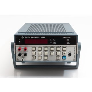 Rohde & Schwarz UDS5 Digital Multimeter UDS 5