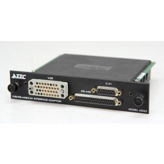 TTC Firebird 42522 Interface Adaptor V.35/RS449/X.21 Karte