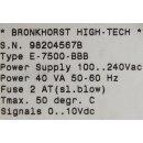 Bronkhorst E-7500-BBB Regelmodul digitale Steuerelektronik