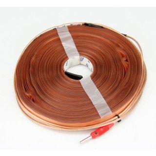30m Kupfer Flachkabel Flachbandkabel Erdungskabel