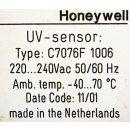 Honeywell C7076F 1006 UV-Sensor UV Flammenmelder #D5452