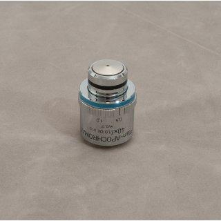 Zeiss Mikroskop Objektiv Plan-Apochromat 40x/1,0 Oil Iris 440756