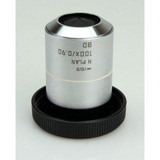 Leica Mikroskop Objektiv N Plan 100X/0.90 BD 566031
