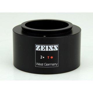 Zeiss OPMI Fotoobjektiv 2-fach Foto Objektiv Mikroskop