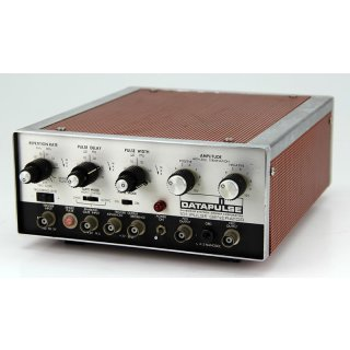 Datapulse 101 Pulse Generator Pulsgenerator 37000-424