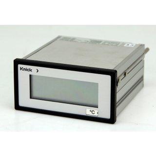 Knick digital Anzeiger Typ 803 S1 ohne Hilfsenergie