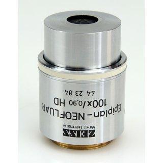 Zeiss Mikroskop Objektiv Epiplan Neofluar100X/0.90 HD 442384