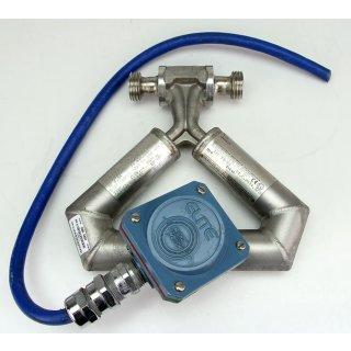 Micro Motion Elite Massedurchflusssensor CMF025 Mass Flow Sensor