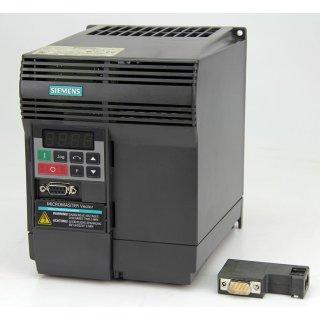 Siemens Micromaster Vector 6SE3215-2CB40 Frequenzumrichter 1,1KW