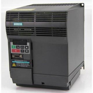 Siemens Micromaster Vector 6SE3221-3CC40 Frequenzumrichter 3KW