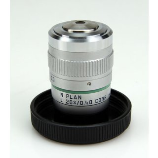 Leica Mikroskop Objektiv N Plan L 20X/0.40 CORR 506057