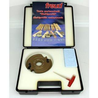 Freud TP31M AB3 Fräskopf Holzfräse mit 4 Messern CP31M-A080