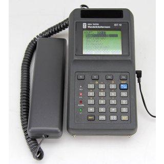 Wandel & Goltermann IBT-10 ISDN Tester Prüfgerät