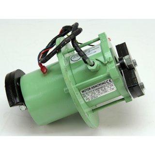 Asynchronmotor Typ 90-70 Motor 230V 50 Hz 0,12kW