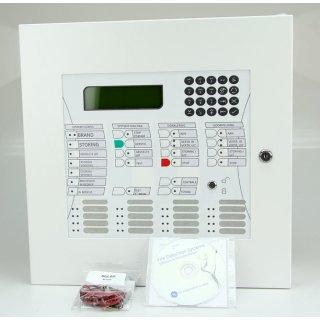 GE Security Brandmeldezentrale FR1216N01 BMA BMZ 1200 - 2000 Serie