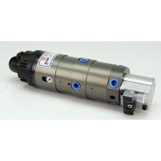 BTM PLC63 pneumatischer Stiftspanner PLC-63 Pin Clamp