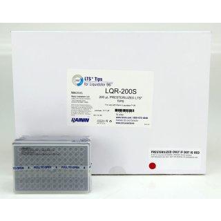 960 Stück Rainin bioclean LQR-200S Pipettenspitzen Tips Mettler Toledo
