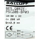 Balluff BES Q08ZE-PSC20B-BP03 induktiver Sensor BES01UN