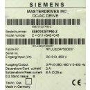 Siemens Masterdrives MC 6SE7012-0TP50-Z Z=G11+G42+C43