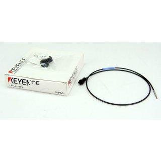 Keyence FU-22 Lichtleiter Lichtleitersensor