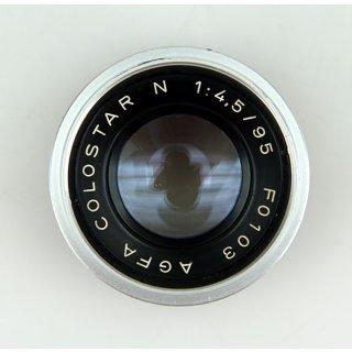 AGFA Colostar N 1:4,5/95 Objektiv