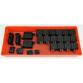 16 Stück Bosch ABS Relais 0 332 002 171 und weitere Kleinteile