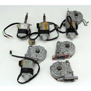 4 Stück Bosch Elektromotor für Fensterheber verschiedene Modelle