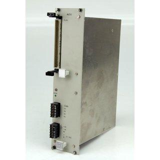 AEG DNP155 239639 power supply 24 VDC DNP 155 Rev. 10