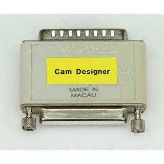 Software Dongle Cam-Designer mit PC Computer