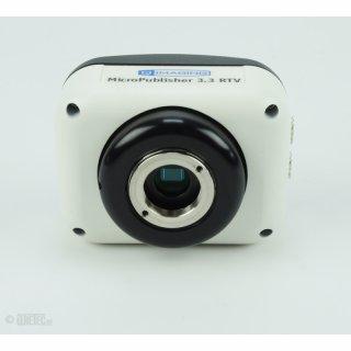 QImaging MicroPublisher 3.3 RTV FireWire digital CCD Kamera