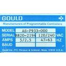 Power Supply AEG Gould Modicon P933 AS-P933-000 Modicon