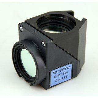 Olympus Mikroskop Fluoreszenz Filter U-MF2 für BX GREEN